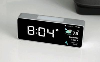 4000mAh Lithium Polymer Battery for the Smart Clock