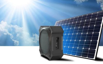 Lithium Polymer Battery 2000mAh For Super-mini Solar Speaker