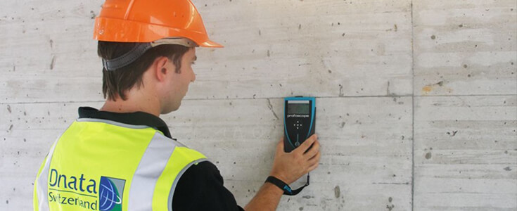 Lithium Polymer Battery LP451630 3.7V 170mAh for Moisture Instrument in Concrete