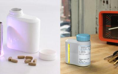 Lithium Polymer Battery LP435583 3.7V 2200mAh for Smart Medicine Bottle