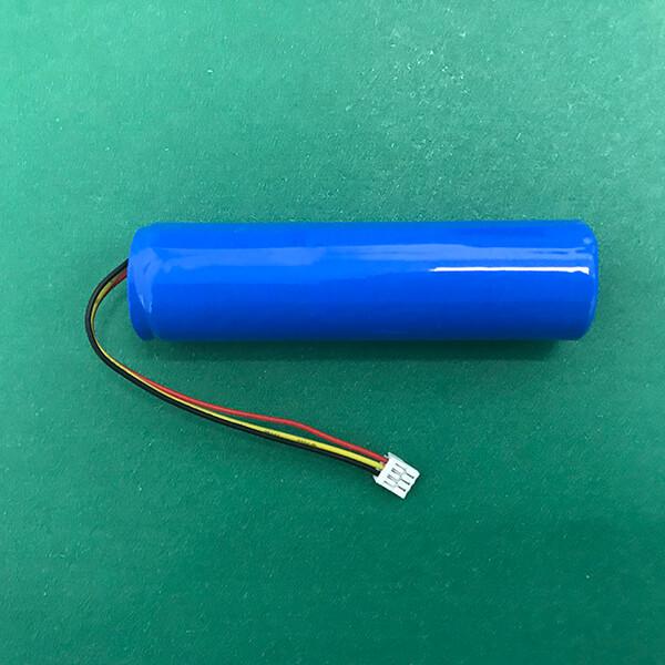 3.7V Lithium Polymer Battery LP18650 3200mAh 11.84Wh