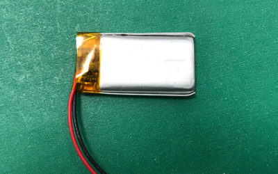 3.7V Small Lithium Polymer Batteries LP451730 190mAh