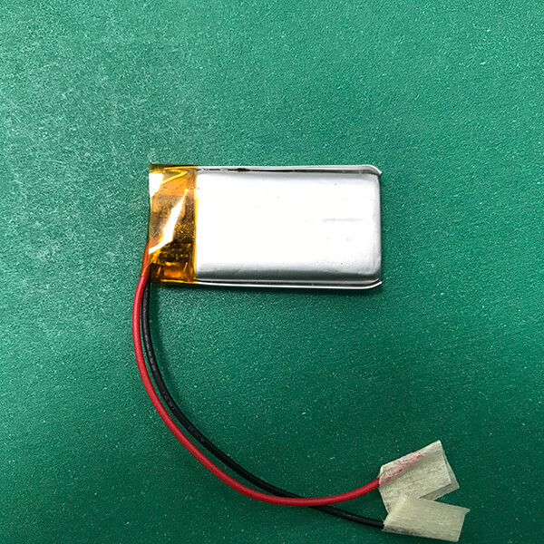 3.7V Small Lithium Polymer Batteries LP451730 190mAh