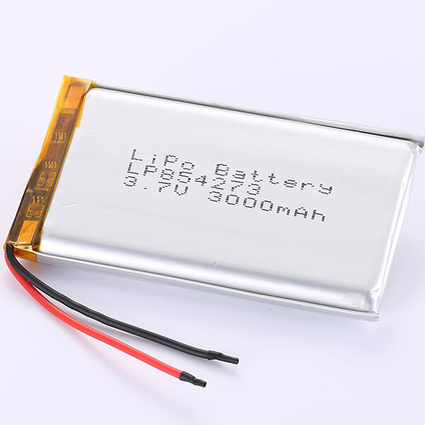 3000mAh Lithium Polymer Battery 3.7V LP854273 For Sales