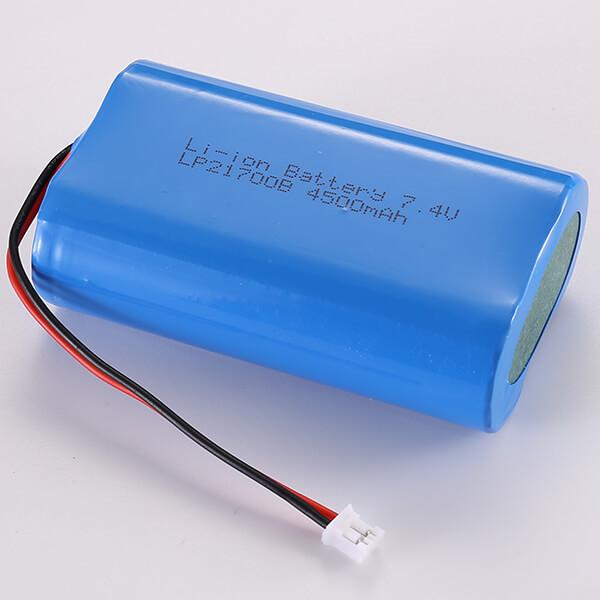 4500mAh High Capacity Li-ion Battery LP21700B 7.4V
